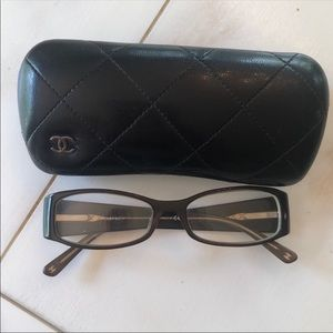 Chanel Glasses- Fill with your own RX!!
